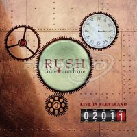 Rush: Time Machine 2011: Live In Cleveland (4LP)