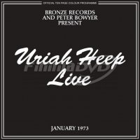 Uriah Heep: Live (Remastered 2017) 2LP