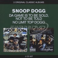 Snoop Dogg: Da Game Is to Be Sold / No Limit Top Dogg (2CD)