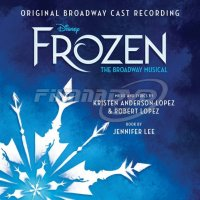Soundtrack: Frozen: The Broadway Musical (Ledové království)