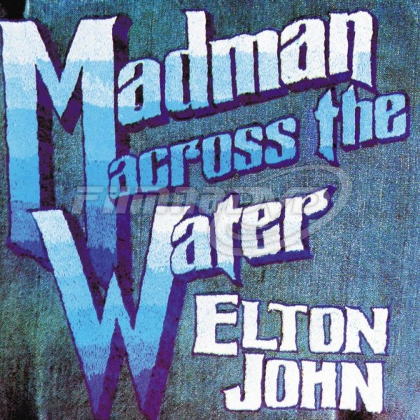 John Elton: Madman Across The Water (LP)