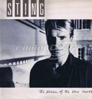 Sting: The Dream Of The Blue Turtles (LP)