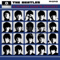 Beatles: Hard Days Night (Limited Mono Edition) LP