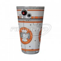 Sklenice Star Wars - BB8 400 ml