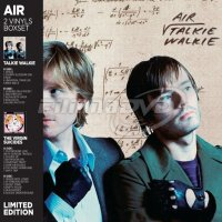 AIR: Talkie Walkie / The Virgin Suicides (2LP)