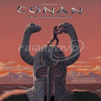 Soundtrack: Basil Poledouris: Conan The Barbarian (Barbar Conan) LP