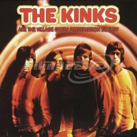 Kinks: The Kinks Are the Village Green Preservation Society (LP)