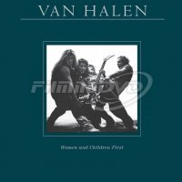 Van Halen: Woman And Childern First (LP)