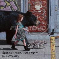 Red Hot Chili Peppers: The Getaway (2LP)