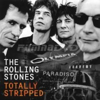 Rolling Stones: Totally Stripped (Deluxe Edition) 4DVD+CD