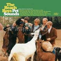 Beach Boys: Pet Sounds (Stereo) LP