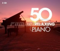 Various: 50 Best Relaxing Piano (3CD)