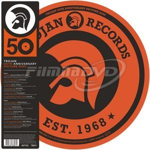 Various: Trojan 50th Anniversary (Limited Picture Disc) LP