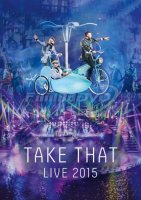 Take That: Live 2015 DVD