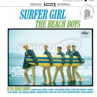 Beach Boys: Surfer Girl (LP)