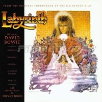 David Bowie & Trevor Jones: Labyrinth (LP)
