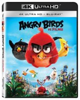 Angry Birds ve filmu 2Blu-ray (UHD+BD)