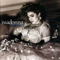 Madonna: Like a Virgin LP