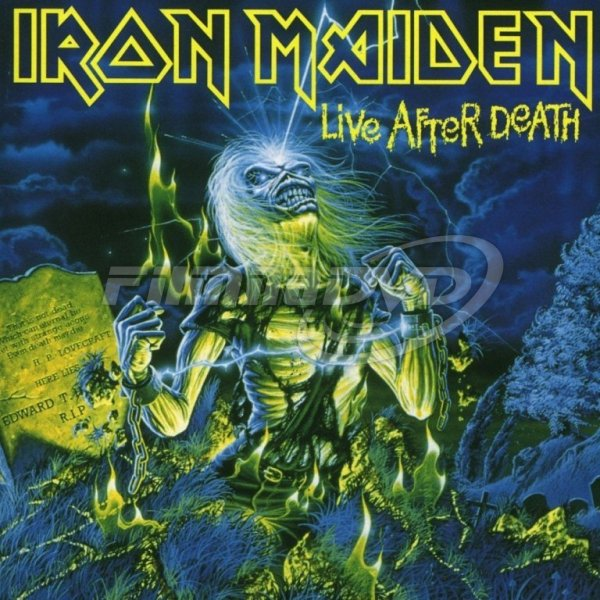 Iron Maiden: Live After Death (Limited Edition) 2LP