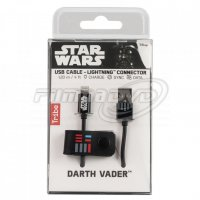 Lightning kabel Darth Vader 120 cm