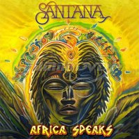 Santana: Africa Speaks (LP)