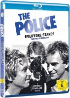 Police: Everyone Stares: Police Inside Out (Blu-ray)