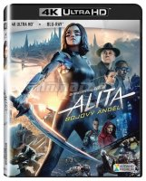 Alita: Battle Angel 2Blu-ray (UHD+BD)