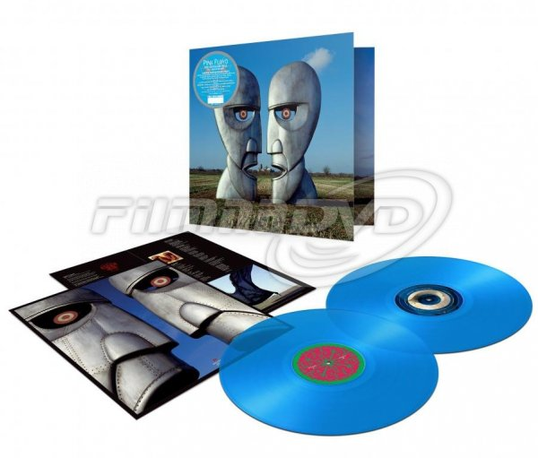 Pink Floyd: The Division Bell (Limited 25th Anniversary Edition Blue Vinyl) 2LP