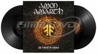 Amon Amarth: Pursuit Of Vikings: 25 Years In The Eye Of The Storm (2LP)