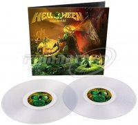 Helloween: Straight Out Of Hell (Remastered 2020, Clear Vinyl) 2LP