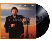 Cash Johnny: Johnny Cash Is Coming To Town (LP)