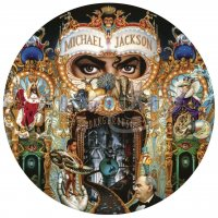 Jackson Michael: Dangerous (Picture Disc Vinyl)