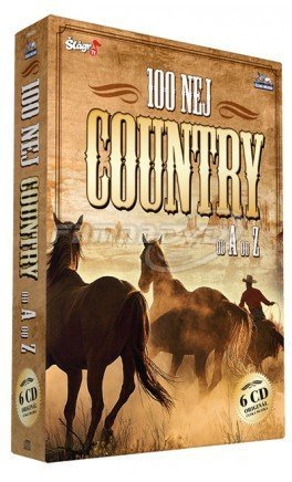 100 nej country 6CD